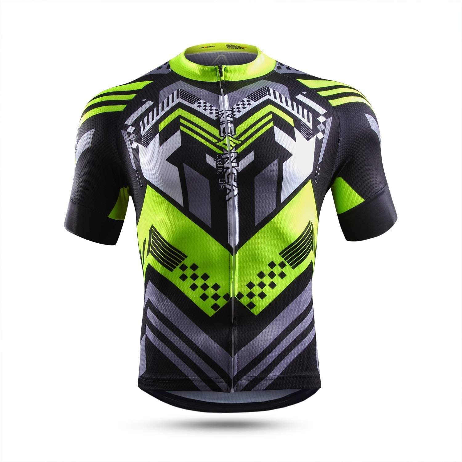 NEENCA Men's Cycling Bike Jersey New products, world's highest quality popular! Short P Long Rear Sleeve Excellence with 3
