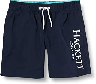 Hackett London Logo Volley B Bañador para Niños