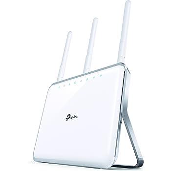 TP-Link WiFi 無線LAN ルーター 11ac AC1900 1300Mbps + 600Mbps デュアルバンド Archer A9 【Amazon Alexa スキル 対応】