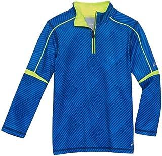 Asics niños Juventud 1/4Cremallera Parte Superior, Pullover Camisa Chaqueta