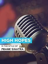 high hopes frank sinatra movie