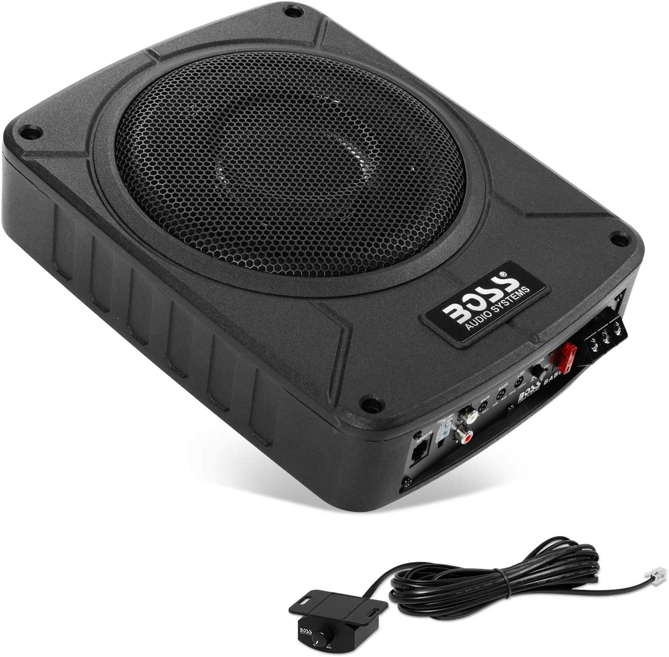 BOSS Audio Systems BAB8 Amplified Car Subwoofer