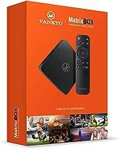 VANKYO MatrixBox X95A 4K Android TV Box, Ultra HD 2GB RAM 16GB ROM TV Streaming Player w/ Amlogic S905W 64 Bits Quad Core Processor