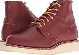 050a7b4919 Red wing heritage blacksmith 6 round toe charcoal rough and tough ...