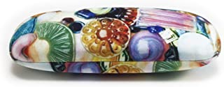 Eyeglasses Case with Lens Cloth -Tiffany Glass Jewels