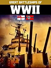 Great Battleships of WWII