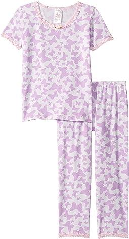 Butterfly/Blush Lace