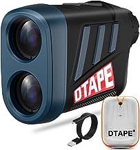 Vorstik Entfernungsmesser,DTAPE DT600 Golf Rangefinder Lasermessgerät