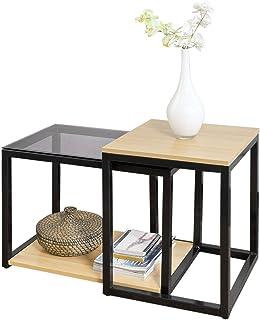 Mejor Mesa Forja Y Cristal Ikea