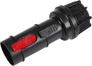 WORKSHOP Wet Dry Vacuum Muffler Diffuser WS25025A 2-1/2-Inch Muffler/Diffuser Shop Vacuum attachment For Shop Vacuums