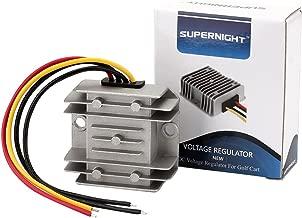 EX ELECTRONIX EXPRESS DC/DC Converter Regulator (12v Step up to 24v 3a 72w), 1 Pack