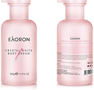 EAORON Crystal White Body Cream, 330 g