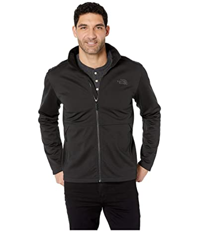 The North Face Apex Canyonwall Jacket (TNF Black) Men