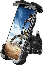 片手取付 自転車用 スマホ ホルダー スタンド Lomicall 2020 自転車 ワンタッチ スマートフォンホルダー : ロードバイク クロスバイク バイク すまほ ホルダー, サイクリング, バイク用 スマホ固定, 携帯 置き, 携帯電話, ケータイ, bike phone mount, smartphone holder, 防振, 落下防止, けいたい, アイフォン, アンドロイド, エクスぺリア, サイクリング, iphone8 , iphone7 , iphonex, iPhone 11, 11