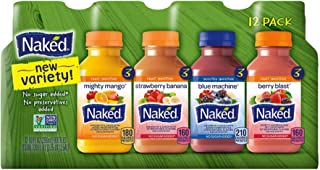 Naked Juice Variety Pack 10 Oz, 12 ct. A1