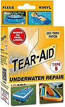 Tear-Aid Vinyl Onderwater Reparatie Kit, Oranje Doos Type B, Enkel