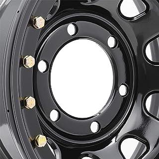 "Pro Comp Steel Wheels Series 252 Wheel with Gloss Black Finish (15x10""/6x5.5"")"