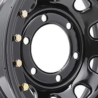 Pro Comp Steel Wheels Series 252 Wheel with Gloss Black Finish (16x8