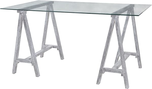 Dimond Home 7011 011 Coastal Cool Architects Table 60 X 36 X 31