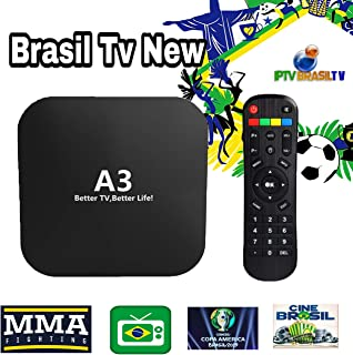 IPTV Brazil A3 Box 2019 Newest IPTV Brazilian Based on A2 HTV5 IPTV 5 6 8 Plus, 250+ Brazilian Live Channels 4K Canais Brasileiros, maciço filmes, vídeo, Drama