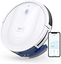 eufy by Anker RoboVac G10 Hybrid, Robot Vacuum Cleaner, Smart Dynamic Navigation, 2-in-1 sweep and mop, Wi-Fi, Super-Slim,...
