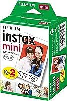 FUJIFILM 富士膠片 一次成像相機 趣奇專用相紙 20片裝 INSTAX MINI JP 2