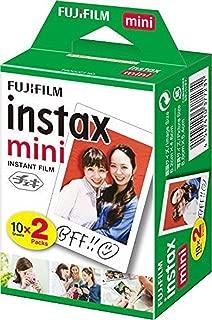 FUJIFILM インスタントカメラ チェキ用フィルム 20枚入 INSTAX MINI JP 2