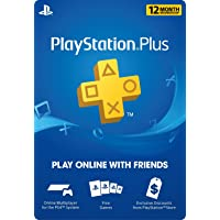 1-Year Sony PlayStation Plus Membership