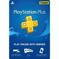 PlayStation Plus: 12 Month... PlayStation Plus: 12 Month Membership [Digital Code]