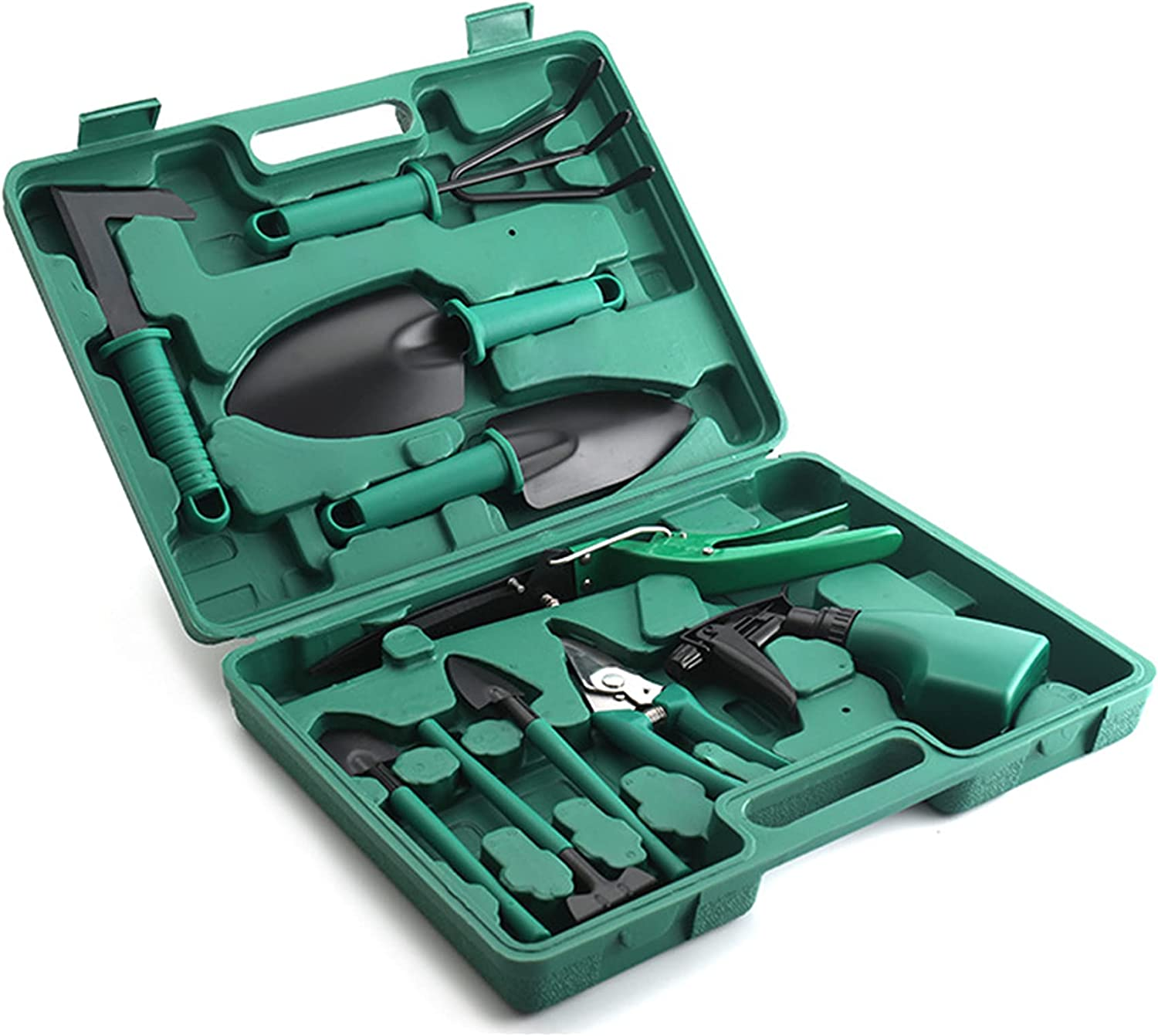 ANKUYER Garden Tools Max 71% Max 69% OFF OFF Set Aluminum Pieces for 10