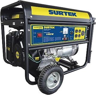 Surtek GG560 Generador A Gasolina, 6.0 KW Máx.