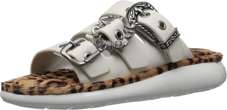 Marc Marc Marc Jacobs kvinnor Emerson Buckle Sport Sandal Flat Sandal  försäljning online rabatt