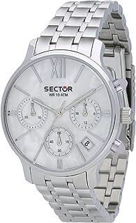 Sector Orologio Cronografo Quarzo da Donna con Cinturino in Acciaio Inox R3273693501