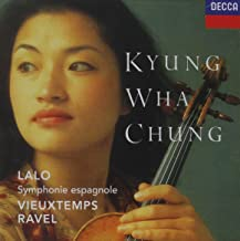 Symphony Espagnole/Concerto Violin 5/Tzigane