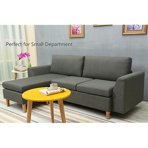 Small Space Sofas: Amazon.com