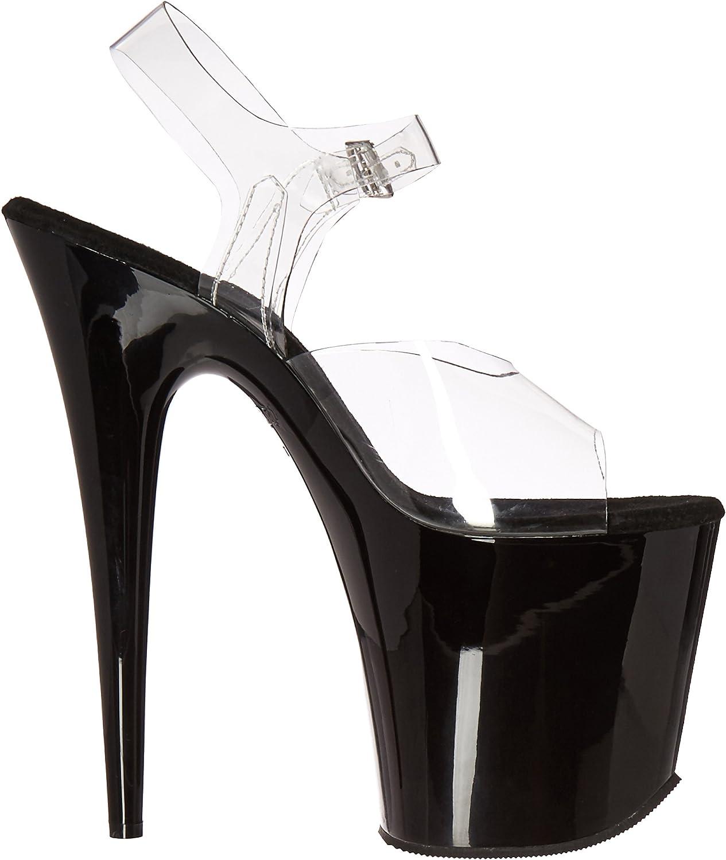 Pleaser Womens Flam808//C//B Platform Sandal
