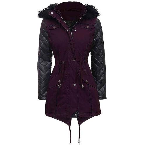 09ea655050e4 Parka Jackets for Women  Amazon.co.uk