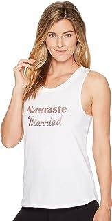Onzie Women's Bridal Gypsy Tank Top