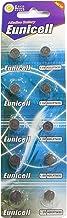 10 Eunicell AG5 Batteries (LR48 LR48SW LR754 LR754SW SR754W 309 393)