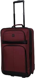 Protege 21 Regency 2-Wheel Upright Luggage Wine