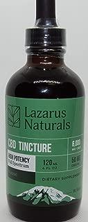 lazarus oil