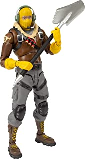 McFarlane Toys Fortnite Raptor Premium Action Figure, Multicolor