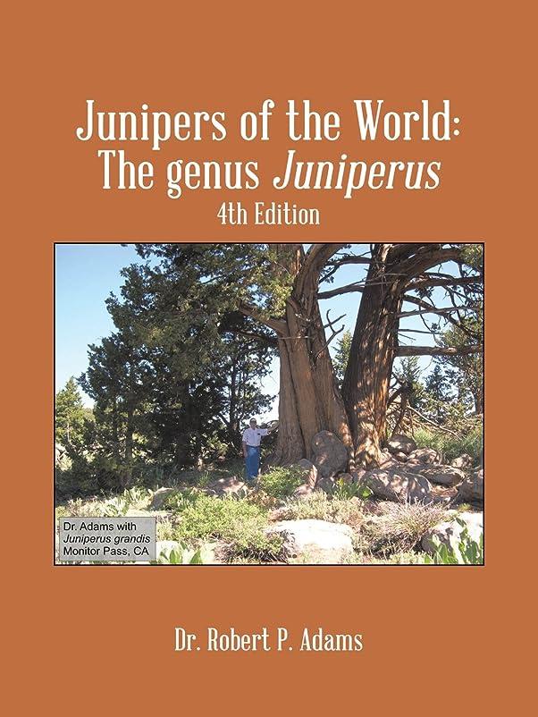 手つかずのパノラマリストJunipers of the World: The Genus Juniperus