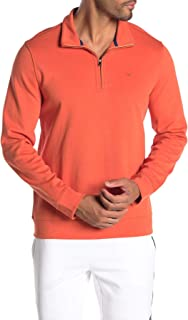 Calvin Klein Men's Classic Quarter Zip Sweater