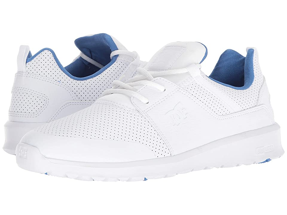 DC Heathrow Prestige (White/Blue) Men