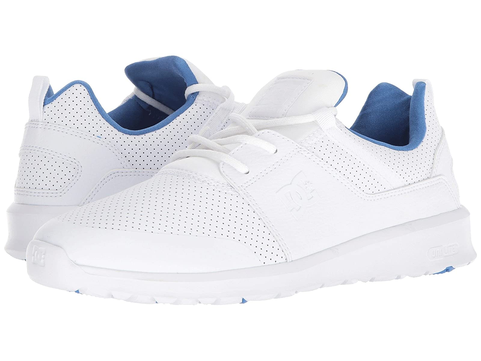 DC Heathrow PrestigeAtmospheric grades have affordable shoes