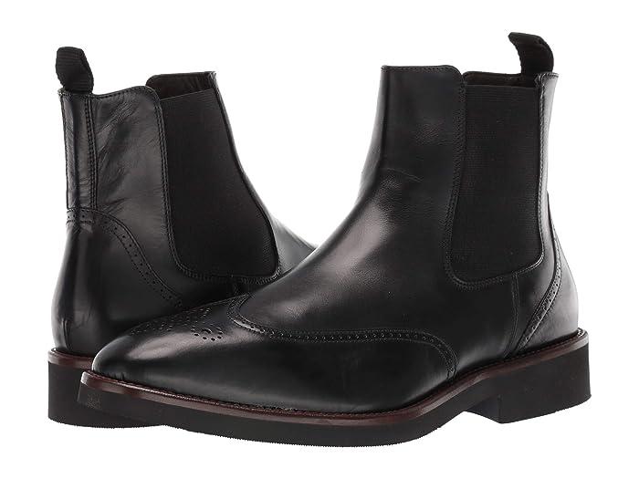 JandM Collection  Ridgeland Chelsea (Black) Mens Boots