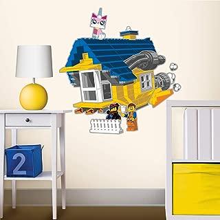 LEGO The Movie 2 Emmet's Dream House/Rescue Rocket Staticker