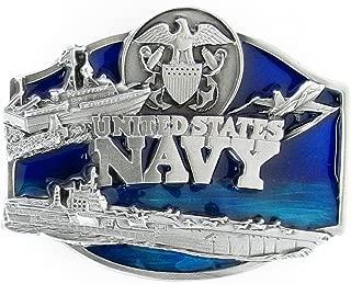 united states navy belt buckle