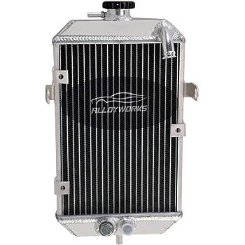 ATV Aluminum Radiator fit Yamaha Raptor 660 R YFM660R 2001-2005 2002 2003 2004